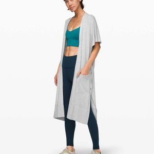 Lululemon On Your Way Wrap Cardigan Sweater